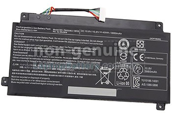 Toshiba Satellite L55W-C5252 Battery